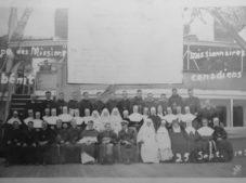 1933年 クリスト・ロア宣教修道女会来日