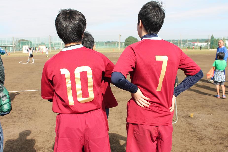 江戸っ子杯 サッカー
