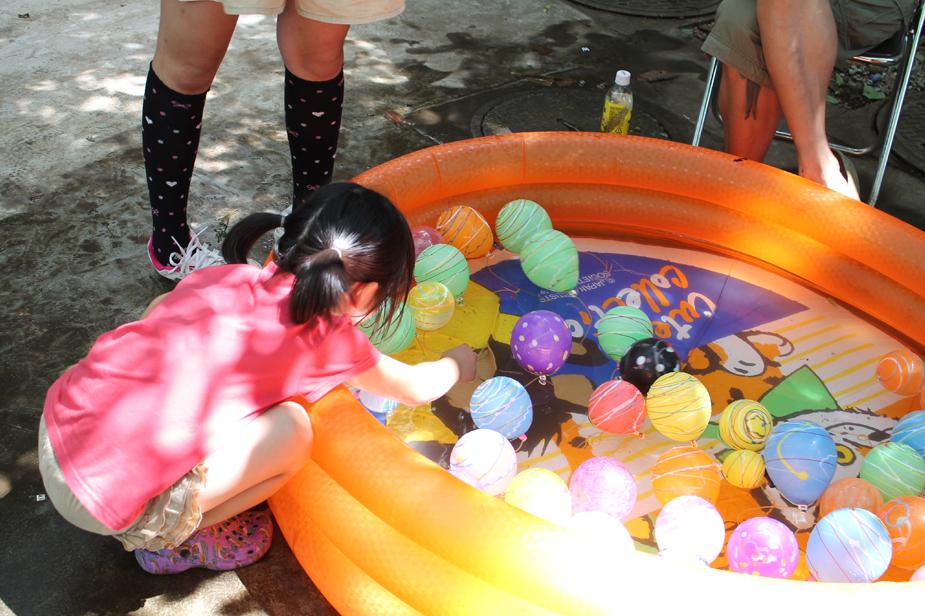 ヨゼフ地域夏祭り